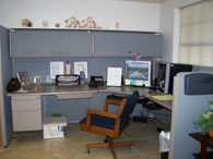 Affects of Lower Floor Office